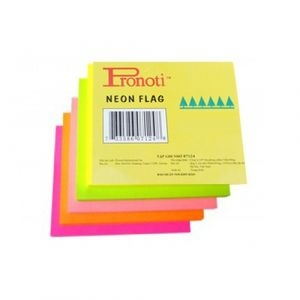 giay-note-pronoti-76x76mm-3x3-hong-neon-min